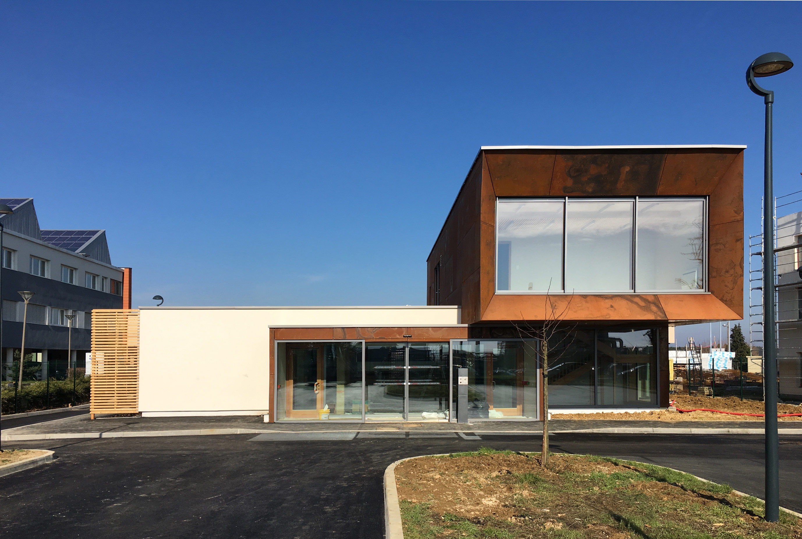 Mil Lieux | Agence d'architecture – Développement durable on